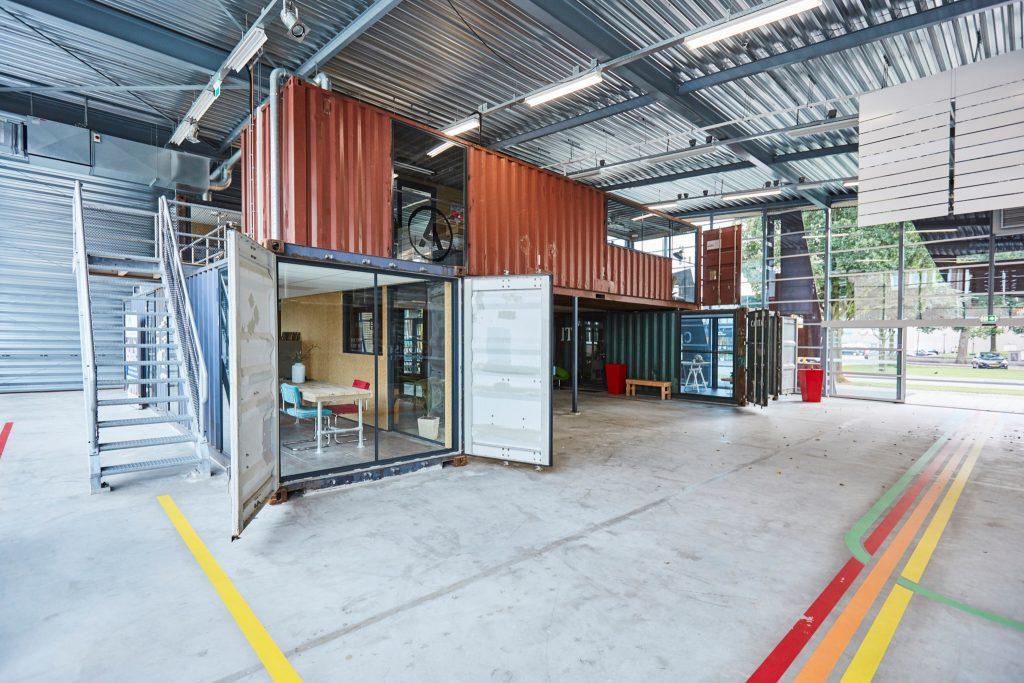 De Kas - Heerenveen - interieur