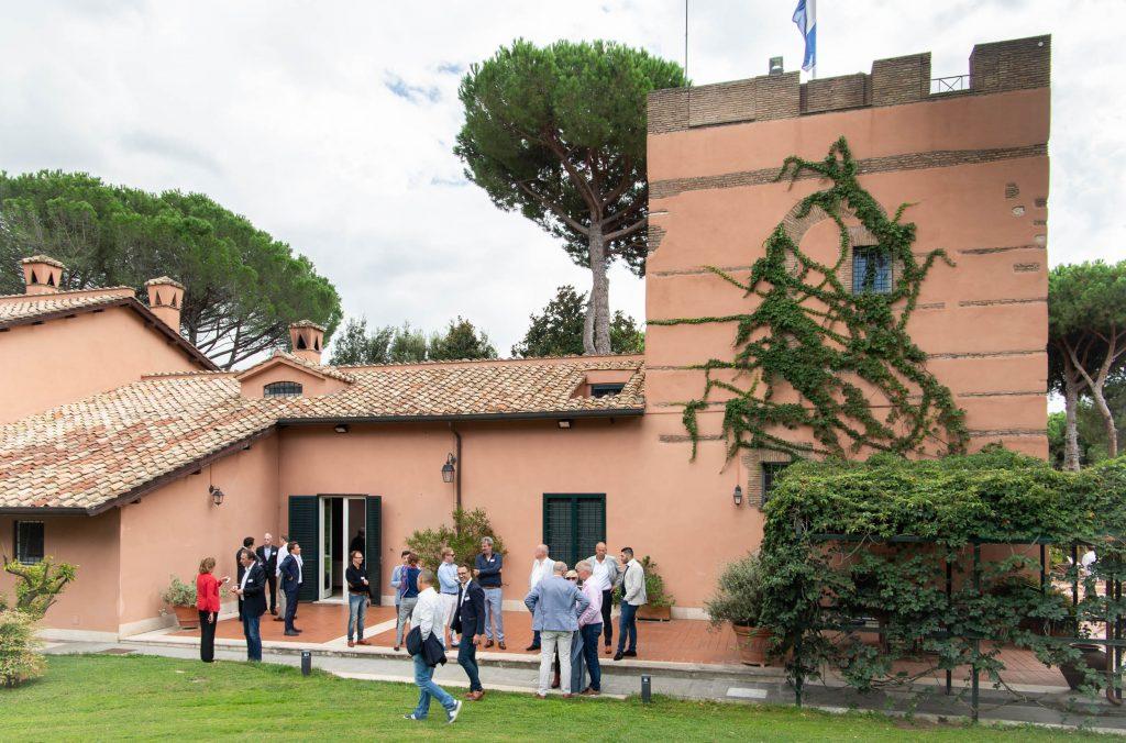Residentie Nederlandse Ambassade Italië
