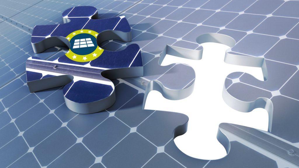 European Solar oplossingen van excellente klasse.