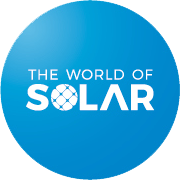 World Of Solar Logo Round